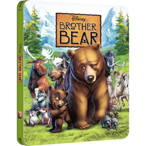 Brother Bear - Zavvi UK Exclusive Limited Edition Steelbook (The Disney Collection #34) - 3000 Only