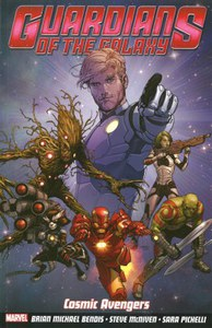 Guardians of the Galaxy - Volume 1: Cosmic Avengers Graphic Novel