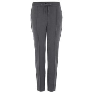 Custommade Women's Ama Pants - Dark Grey Melange