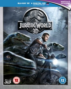 Jurassic World 3D