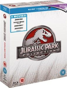 Jurrasoc Park – Die komplette Box 1-4