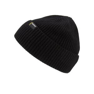 Barbour International Men's Beanie Hat - Black - One Size: Image 2