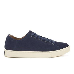 Polo Ralph Lauren Men's Jermain Suede Trainers - Newport Navy