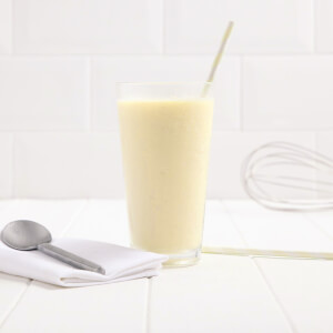Meal Replacement Lemon Cheesecake Smoothie Shake