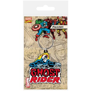 Ghost Rider - Zavvi Exclusive Keyring