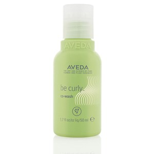 Aveda Be Curly™ Co-Wash shampoing 2 en 1 format voyage (50ml)
