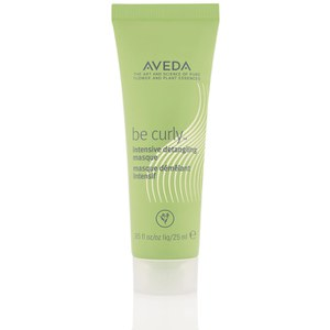 Aveda Be Curly™ Intense Detangling Hair Masque i reisestørrelse (25ml)