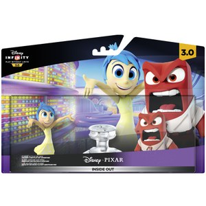 Pack Vice-Versa de Disney Pixar - Disney Infinity 3.0