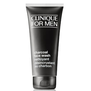 Clinique for Men detergente viso al carbone 200 ml