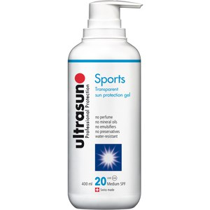 Ultrasun 20 SPF Sports Gel (400 ml)