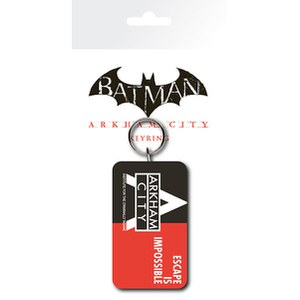 Porte-Clefs Batman Arkham City Escape - DC Comics