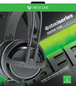 Steelseries Siberia X300 Xbox One Headset
