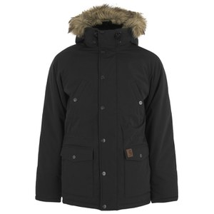 Carhartt Men's Trapper Parka - Black/Black