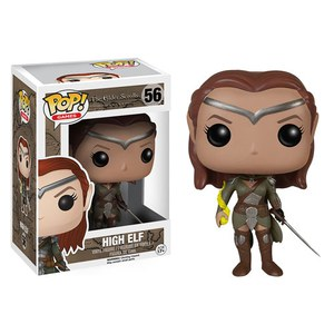 The Elder Scrolls V Skyrim POP! Games Vinyl Figura High Elf