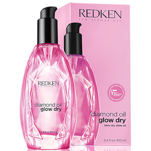 Redken Diamond Oil Glow Dry Style Enhancing Oil (100 ml)
