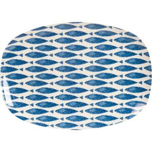 Sieni Fishie on a Dishie Melamine 12