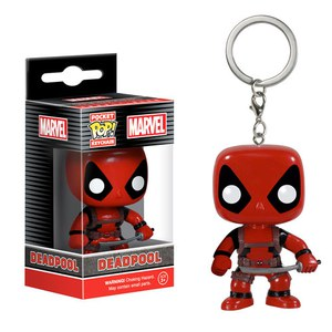 Porte-Clef Pocket Pop! Deadpool