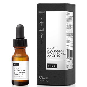NIOD Multi-Molecular Hyaluronic Complex complexe hyaluronique multimoléculaire (30ml)