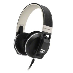 Sennheiser Urbanite XL Over Ear Headphones Inc In-Line Remote & Mic - Black