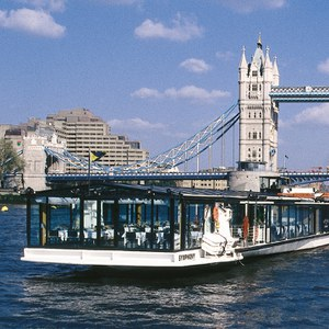 Sunday Lunch Jazz Cruise on the Thames for Two