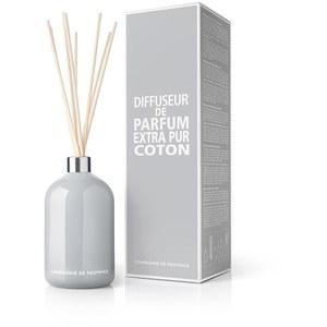 Difusor de fragancia Extra Pur de Compagnie de Provence - algodón blanco (200 ml)