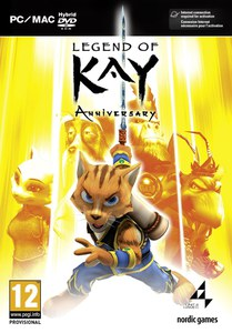 Legend of Kay HD
