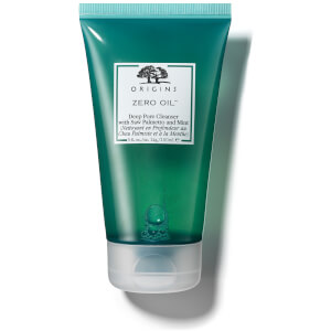 Origins Zero Oil Deep Pore Cleanser with Saw Palmetto & Mint 150ml