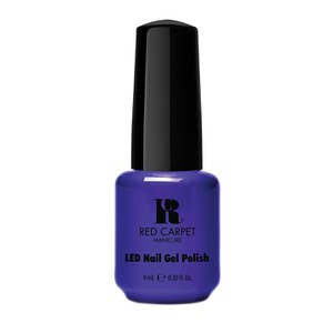 Red Carpet Manicure Re-Luxe A Little - Lumineux Bleu Royal crème (9ml)