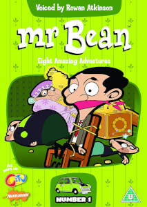 Mr. Bean: The Animated Series - Volume 1