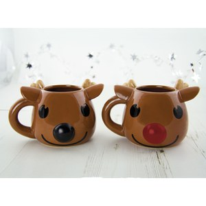 Rudolph Heat Changing Mug