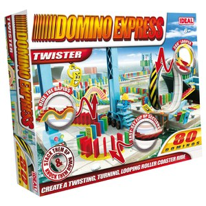 John Adams Domino Express Twister