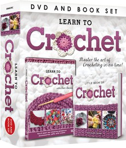Learn to Crochet - Includes Book