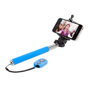 iTek Selfie Stick - Blue