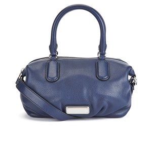 344e6ba8e37d Marc by Marc Jacobs Women s New Q Small Legend Tote Bag - India Ink - Free  UK Delivery over £50