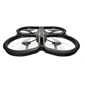 Parrot AR Drone 2.0 Elite Edition Quadricopter (720p HD Camcorder, 4GB Flash Storage) - Jungle