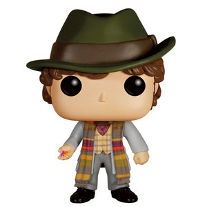 Doctor Who 4th Doctor avec Jelly Babies Limited Edition Figurine Funko Pop!