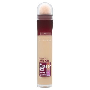 Maybelline Eraser Eye Concealer 6.8ml (Various Shades)