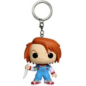 Child's Play Chucky Pocket Funko Pop! Keychain