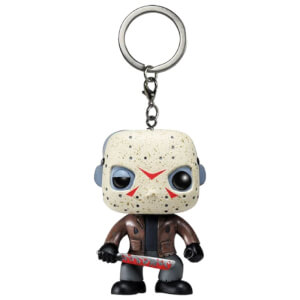 Friday The 13th Jason Voorhees Pocket Funko Pop! Keychain