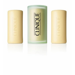 Clinique 3 Little Soaps Mild saponette delicate 150 g
