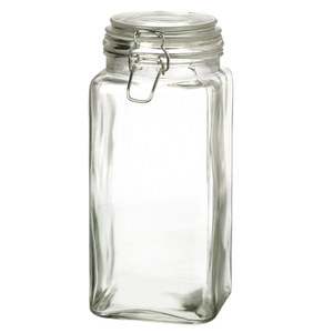 Parlane Glass Clip Top Jar (245x95mm)