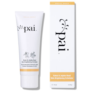 Pai Skincare Kukui and Jojoba Bead Skin Brightening Exfoliator 75ml