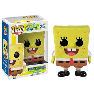 SpongeBob SquarePants Glow in the Dark Exclusive Funko Pop! Vinyl
