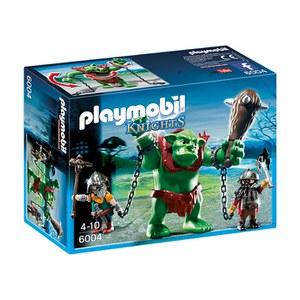 Playmobil -Soldats nains avec troll (6004)