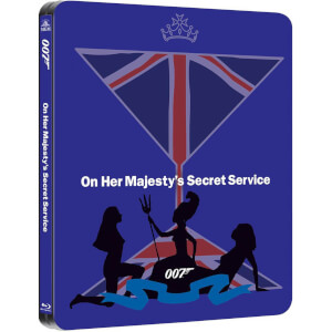On Her Majesty's Secret Service - Zavvi Exclusive Limited Edition Steelbook