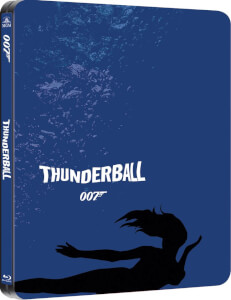 Thunderball - Zavvi UK Exclusive Limited Edition Steelbook