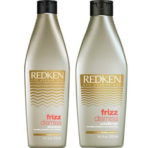 Redken Frizz Dismiss Shampoo and Conditioner