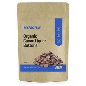 Bottoni di Pasta di Cacao Biologico