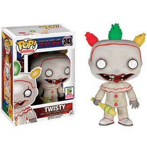 American Horror Story Unmasked Twisty SDCC Exclusive Pop! Vinyl Figure