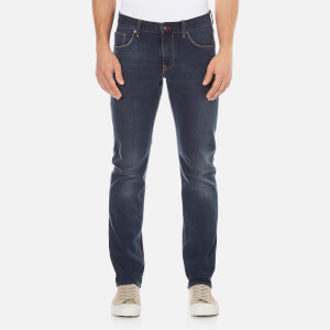 Tommy Hilfiger Men's Denton Straight Leg Denim Jeans - Vintage Blue